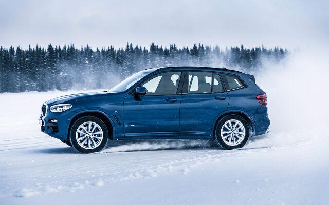 BMW-varastoautot nopeaan toimitukseen