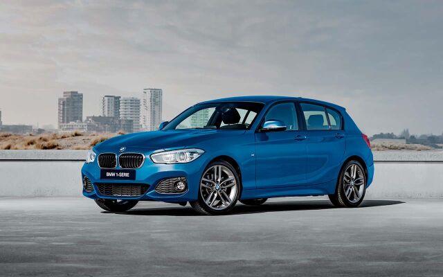BMW 1-SARJA BUSINESS ALK. 29.900€
