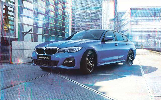 BMW 3-SARJA - varustepaketit alkaen 1.490€