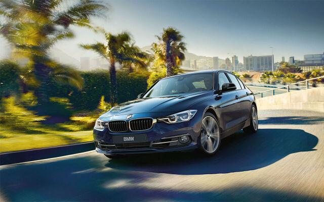 Erä BMW 3-sarjan malleja huippueduin
