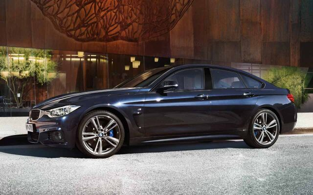 BMW 4-SARJAN GRAN COUPÉ BUSINESS EXCLUSIVE ALK. 48640€