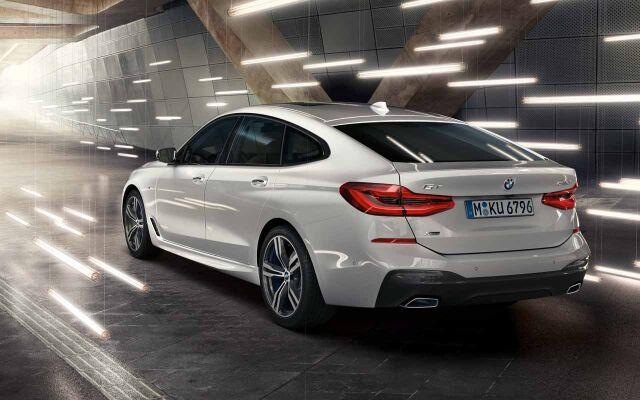 BMW 620dA xDrive Gran Turismo erikoishintaan 67.831,49