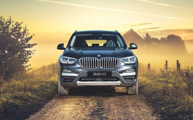 BMW X3 Business xLine