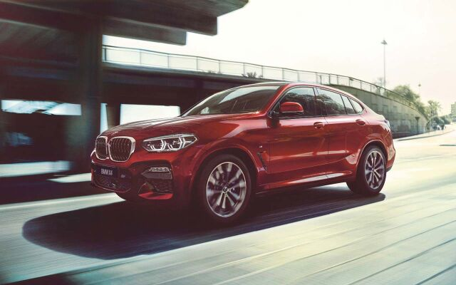 BMW X4 Business xLine