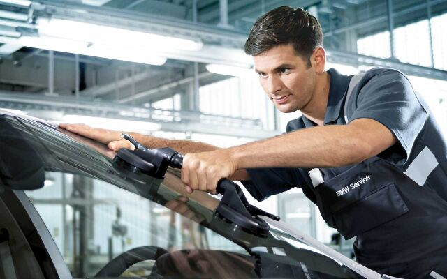 BMW-määräaikaishuollon asennustarjoukset