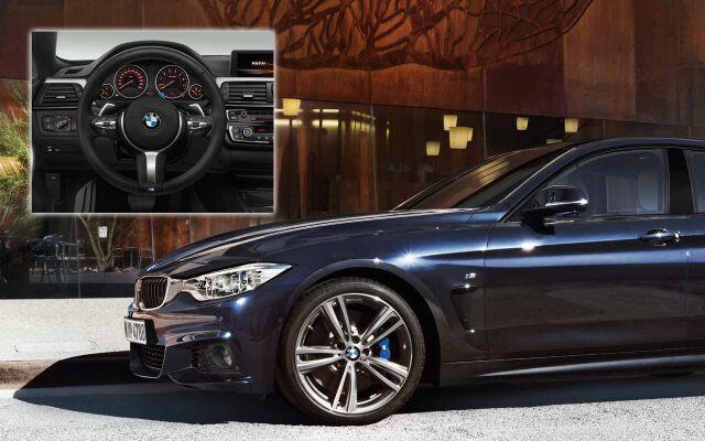 BMW Connected-varustepaketit alkaen 990€