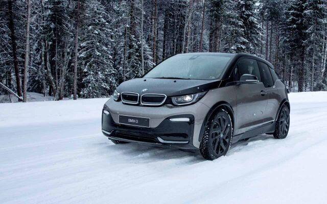 BMW i3. Ajonautintoa ilman päästöjä.