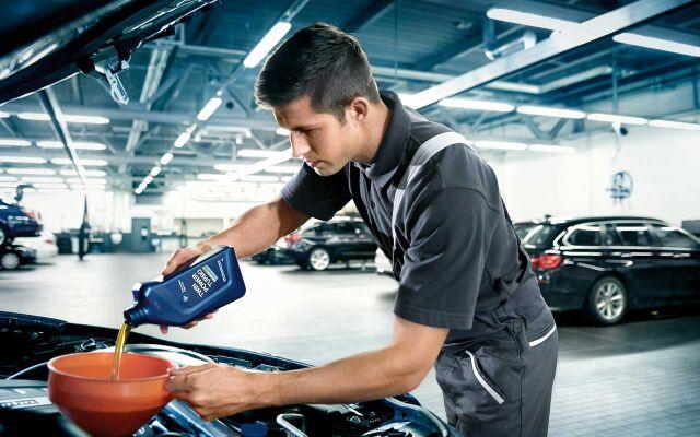 BMW-määräaikaishuollon asiakasedut