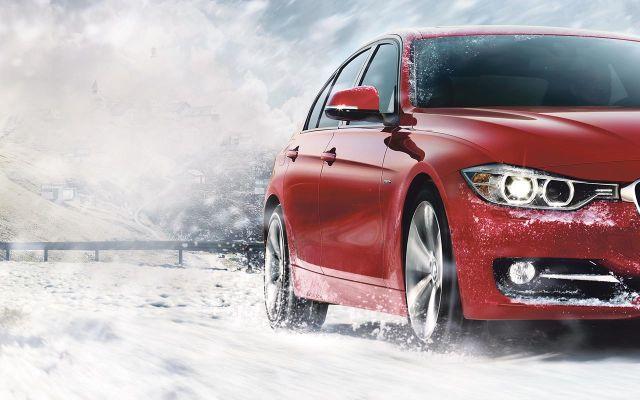 Erään BMW-malleja talvirenkaat 0 €!