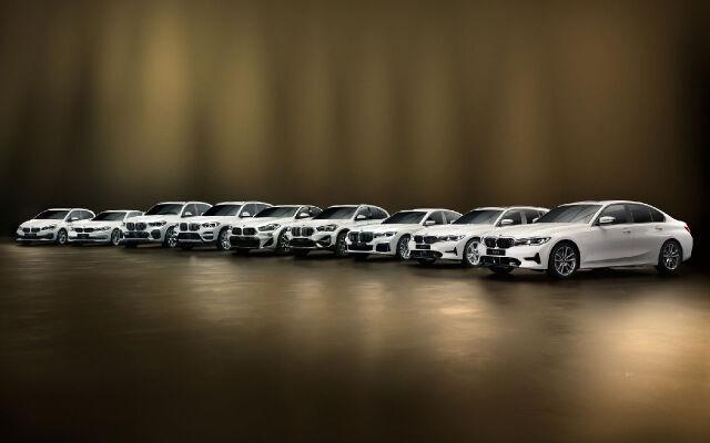 Upea BMW hybridi -mallisto