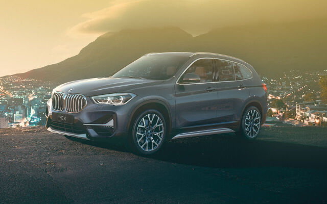 Uusi BMW X1 Plug-In Hybrid