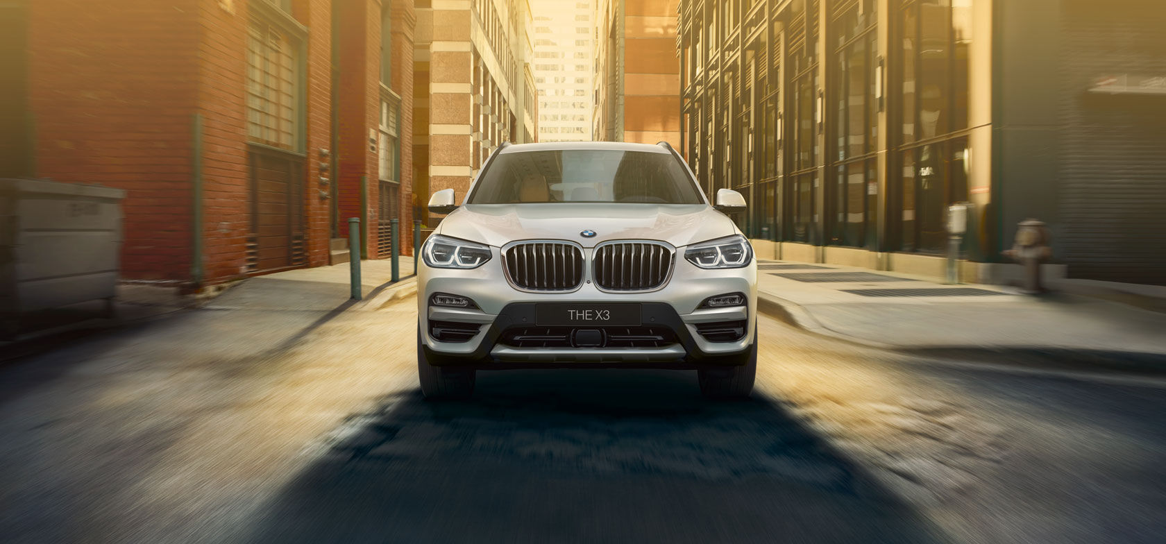 Huippu-uutuus nyt meillä – BMW X3 xDrive30e Charged Edition xLine