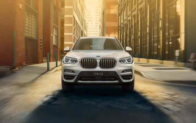 BMW X3 xDRIVE30e CHARGED EDITION