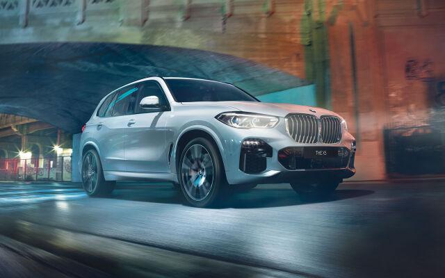 BMW X5 Plug-In Hybrid – joukon johtaja