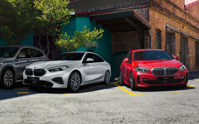 BMW 1- ja 2-sarjan Gran Coupé: Connected-paketti 0€
