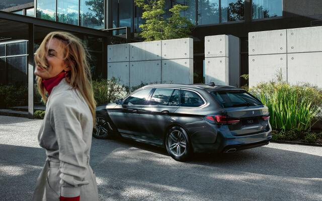 Osallistu BMW Premium Selection -arvontaan