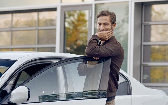 BMW Huolenpitosopimus