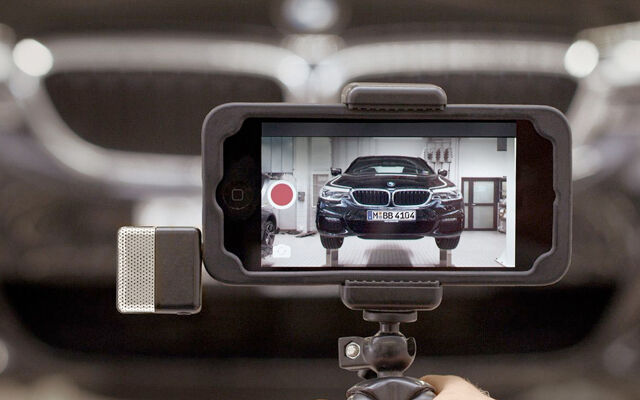 BMW Service Video
