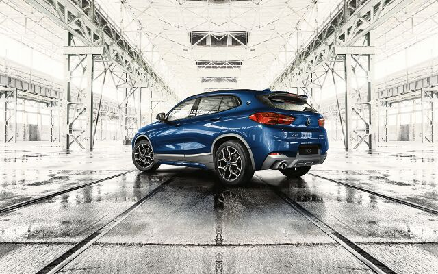 BMW X2 xDRIVE 25e PLUG-IN HYBRID