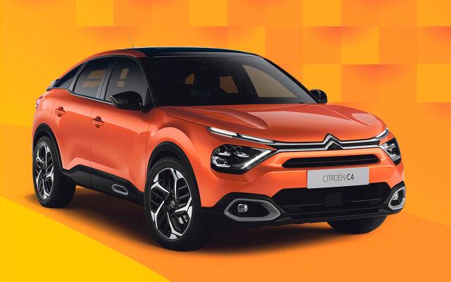 Uusi Citroën C4 Live Pack