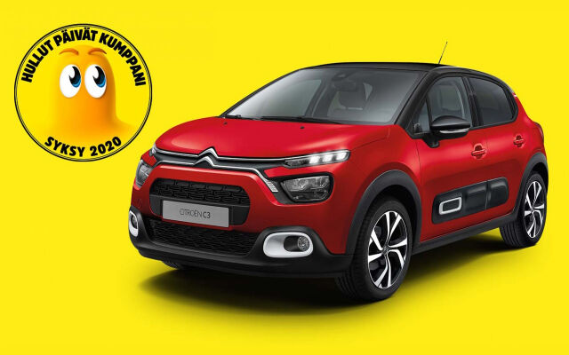 CITROËN C3 LAUNCH EDITION 199 €/KK