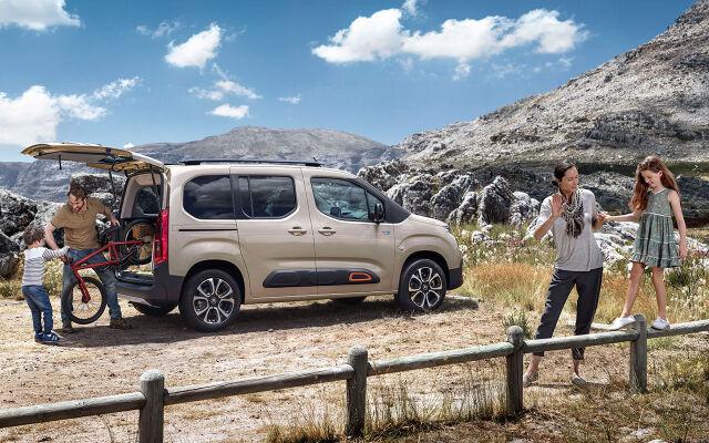 Citroën Berlingo: korko 1%, kulut 0€.