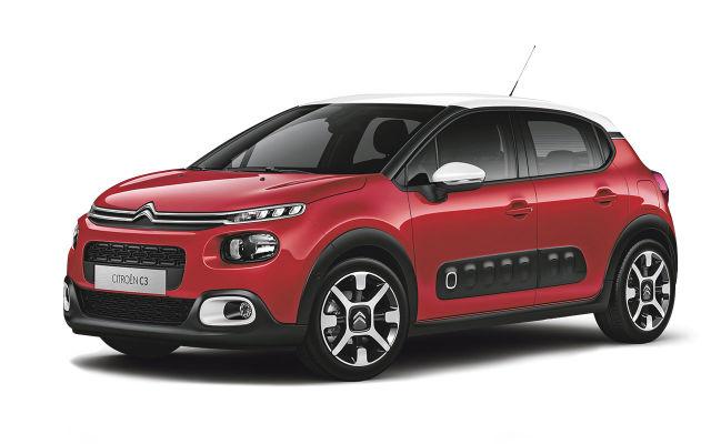 Citroën C3: Safety Pack -turvavarusteet vain 490€