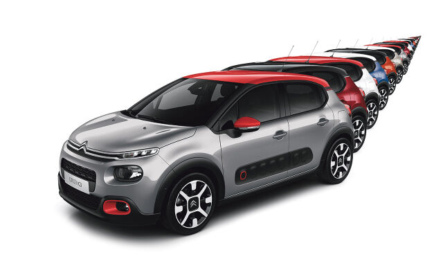 Citroën C3 – All-inclusive