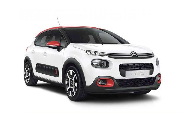 Citroën C3: – korko 0%, kulut 0€ + talvirenkaat 0€