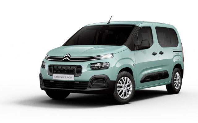 Citroën Berlingo nyt 1 % korolla ja talvirenkaat 199 €