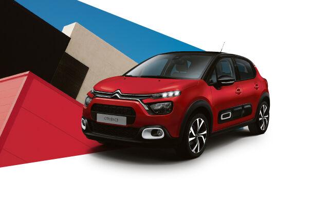Uusi Citroën C3 Launch Edition
