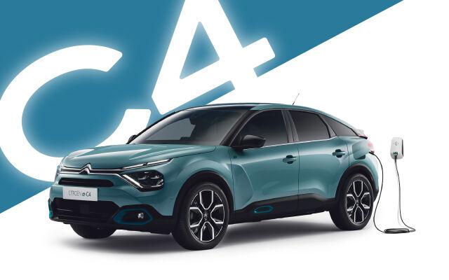 Uusi Citroën C4