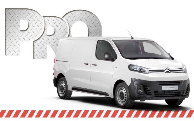 Citroën Jumpy: talvirenkaat ja vanerointi 490 €
