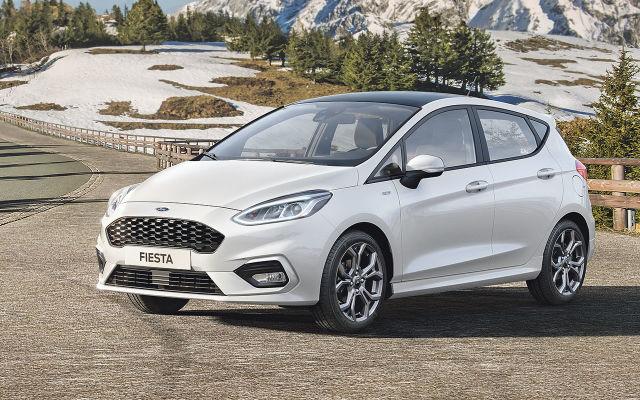 Ford Fiesta -mallistoon korko 0% – ei muita kuluja