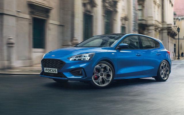 Erä Ford Focus Titanium -malleja huippueduin