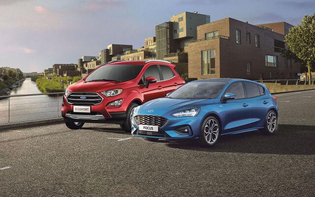 Erään Ford-malleja rahoituskorko 0% - ei muita kuluja