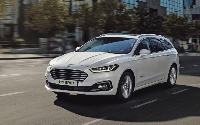 Ford Mondeo Hybrid nyt 0% rahoituksella