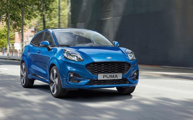 Ensiesittelyssä Täysin uusi Ford Puma -kevythybridi!