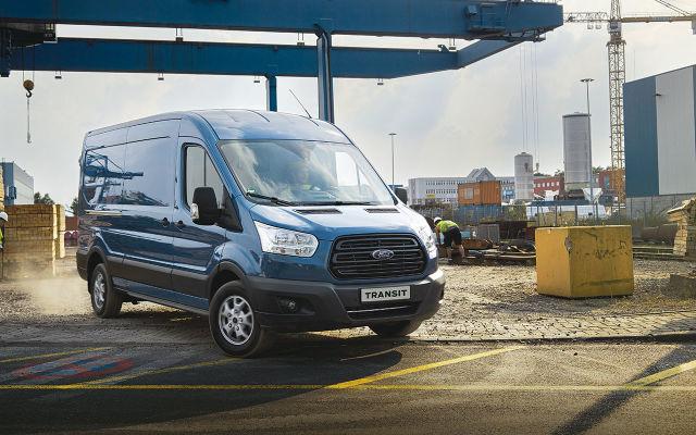 Ford Transit Business nyt 0% korolla ilman kuluja