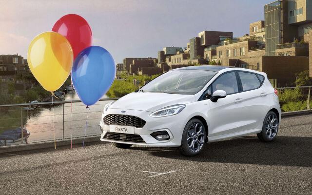 FordStore Autokeskus Konala täyttää vuoden