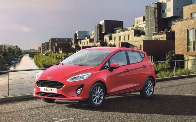 Ford Fiesta Trend Edition – parasta vastinetta rahalle