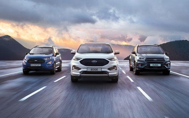 Nyt uusiin Ford-malleihin korko 0% - ei muita kuluja