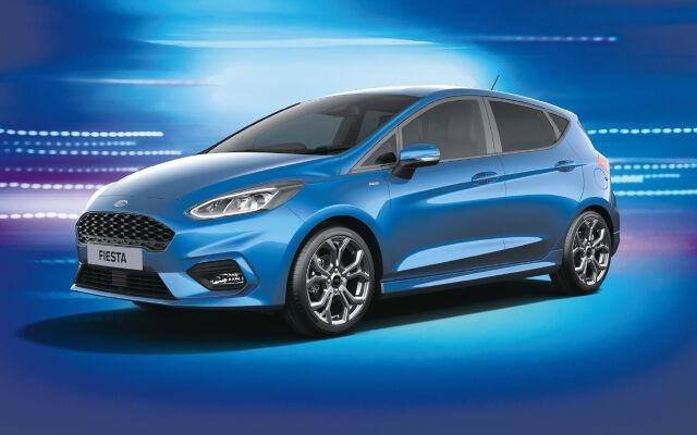 Ford Fiesta varastomallit rahoitus 0 % ilman kuluja