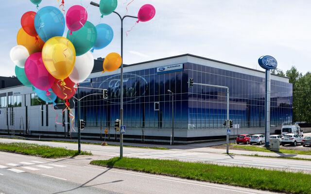 FordStore Konala täyttää 2 vuotta