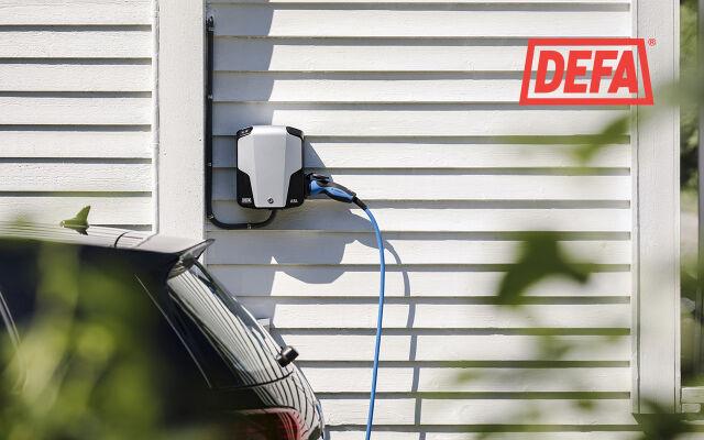 DEFA-latausasema - turvallinen ja helppo tapa ladata