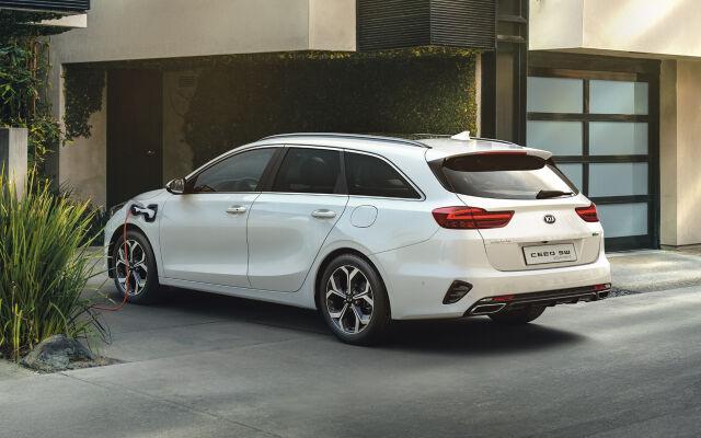 Uusi Kia Ceed Plug-in Hybrid