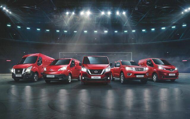 Nissan-hyötyajoneuvoihin viiden vuoden takuu