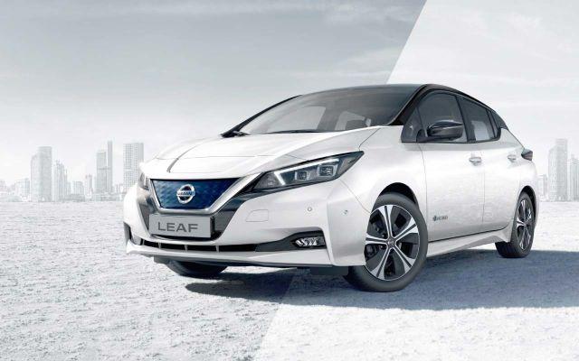 Uuteen Nissan Leafiin nyt huipputarjoukset