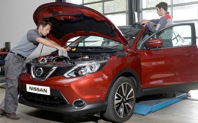 Nyt edulliset Nissan-ykköshuoltotarjoukset