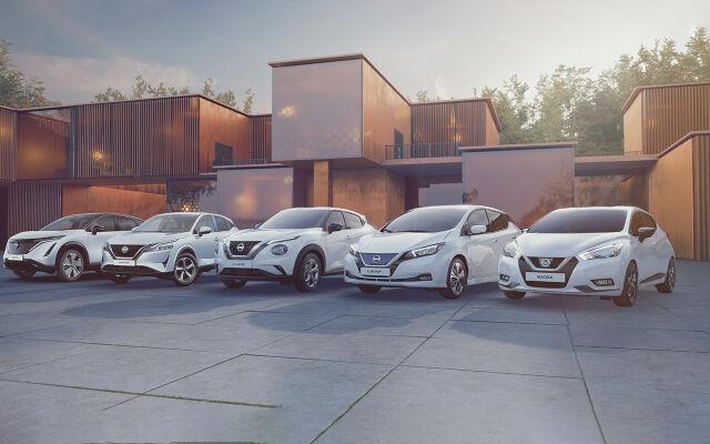 Nissan Rahoituskasko 49 €/kk
